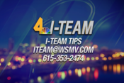 WSMV News 4 - I-Team Tips Line Mid-Late January 2018