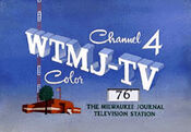 WTMJ-TV's In Color Video ID From 1954
