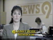 WOR News 9, Update bumper - December 28, 1984