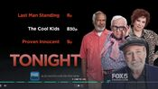 WNYW Fox 5 - The Cool Kids - Tonight promo - Mid-February 2019