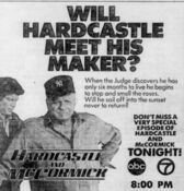 WABC Channel 7 - Hardcastle And McCormick - Tonight promo for November 4, 1985