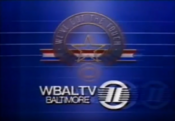 CBS Network - We've Got The Touch ID with WBAL-TV Baltimore Byline - Fall 1985