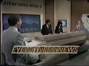 KABC Eyewitness News 11PM Weekend Intro Aug 19 1984