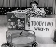 Toody Two Moon Wagon