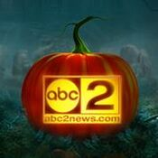 WMAR-TV's Happy Halloween Video ID From Late October 2014