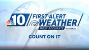WCAU NBC10 News - First Alert Weather promo