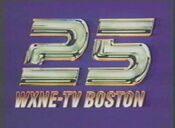 WXNE Boston 25 ID