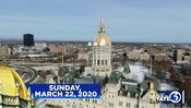WFSB Channel 3 Eyewitness News, Face The State open - March 22, 2020