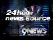 KUSA-TV's+9+News'+24-Hour+News+Source+Video+Promo+From+Late+November+1990