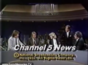 WMAQ-TV's+The+Channel+5+News+At+10's+Weekend+Edition+Video+Close+From+Sunday+Night,+October+3,+1982