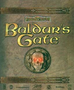 Baldur's Gate box