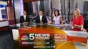 WMAQ-TV's+NBC+5+News+Today's+Up+To+The+Minute,+The+Minute+You're+Up+Video+Promo+From+Early+Summer+2014