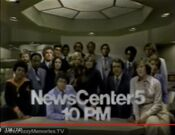 WMAQNewscenter5 10PM Promo LateSeptember1977