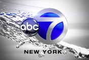 WABC-TV's ABC 7 Logo From February 2010