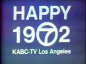 KABC Happy New Year 1972