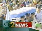 WCBS Channel 2 News 5PM open - November 6, 1995