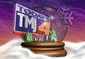 WTMJ-TV's Happy Holidays Video ID From Late December 1992