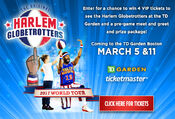 WCVB-TV's The Original Harlem Globetrotters 2017 Contest Promo For Early March 2017