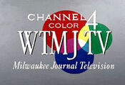 WTMJ-TV's In Color Video ID From 1956