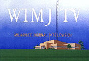 WTMJ-TV's The Milwaukee Journal Television Station Video ID From 1950