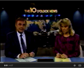 WNYW Channel 5 News, The 10PM News - Next promo for September 9, 1987