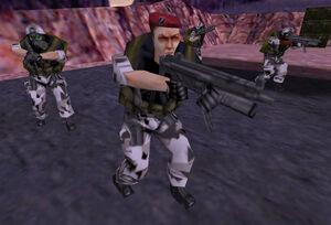 HalfLife HECU Platoon