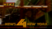 WNBC News 4 New York 11PM - Next promo for March 28, 1986
