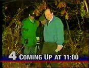 WNBC News 4 New York Update Bumper - December 3, 1993