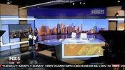 WNYW Fox 5 News, Good Day Wakeup 5AM open - July 8, 2019