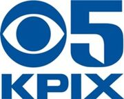 KPIX-TV's KPIX 5 Video ID From February 2013