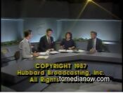 KSTP-TV's+Channel+5+Eyewitness+News+This+Morning+Video+Close+From+Monday+Morning,+September+7,+1987