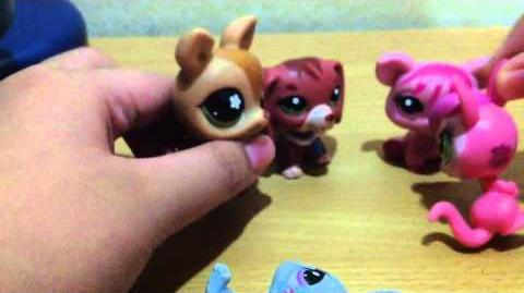 Lps Babysitters Club