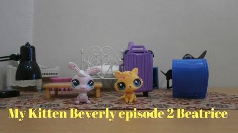 Lps My Kitten Beverly episode 2 Beatrice