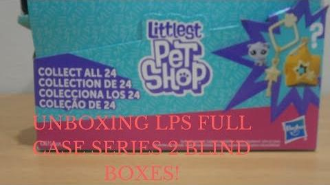 Lps Unboxing Full Case Series 2 Blind Box