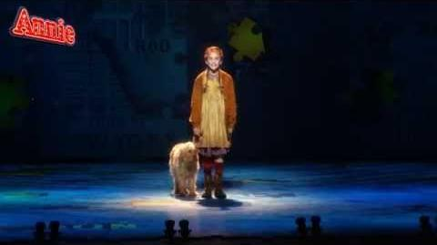 Annie the Musical UK Tour Trailer