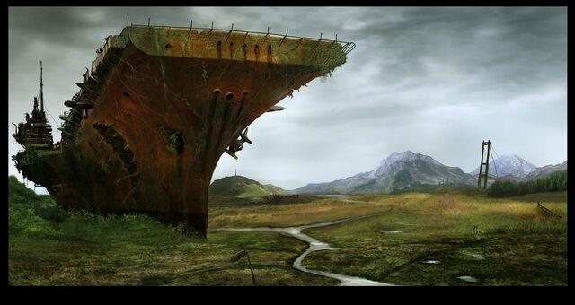 File:Post Apocalypse concept by pixini.jpg