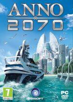 Anno 2070 okładka
