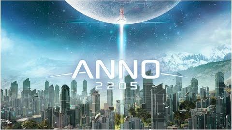 ANNO 2205 - Ankündigungs CGI Trailer - E3 2015 - Ubisoft -DE-