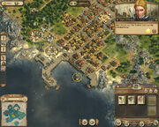 Anno 1404-campaign chapter3 marie wood delivery