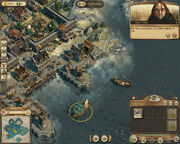 Anno 1404-campaign chapter3 iron delivery