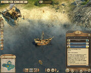 Anno 1404-campaign chapter2 new ship from forcas