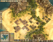 Anno 1404-campaign chapter5 western island derelict city