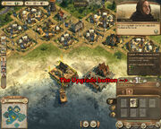 Anno 1404-campaign chapter3 sacral upgrading warehouse