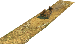 Dirt road with market.png