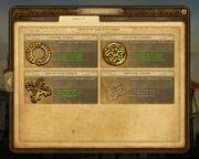 Anno 1404-medals economy