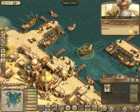 Anno 1404-campaign chapter5 zahir jerkins delivery