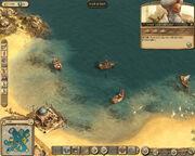 Anno 1404-campaign chapter5 zahir blockade