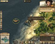 Anno 1404-campaign chapter2 weapons for marie loading