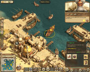 Anno 1404-campaign chapter5 zahir box and key delivery