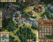 Anno 1404-campaign chapter3 hookburgh iron mine built